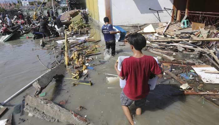 Indonesia earthquake-tsunami death toll reaches 1,234