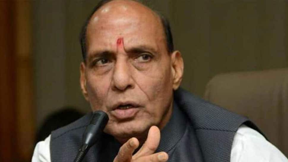 Rajnath Singh holds meeting to discuss farmers' demands