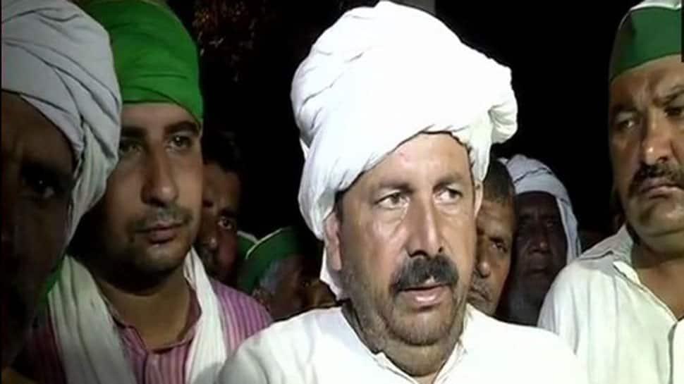 Farmers' protest: 'Kisan Kranti Padyatra' ends at Delhi's Kisan Ghat; Ghaziabad schools to remain shut
