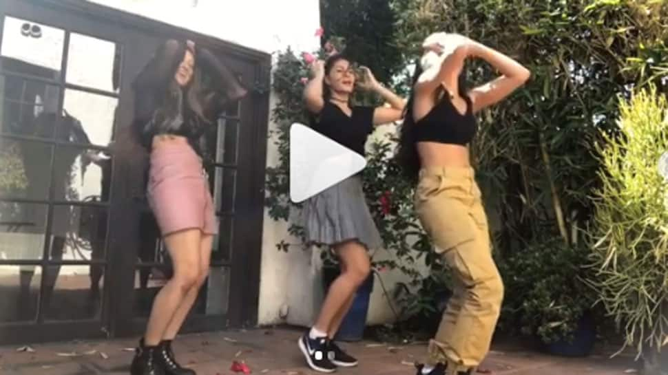 Jacqueline Fernandez's 'Chogada' dance moves will drive away your mid-week blues - Watch