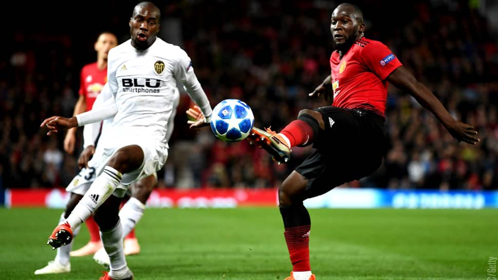 UEFA Champions League: Manchester United held to goalless draw by Valencia