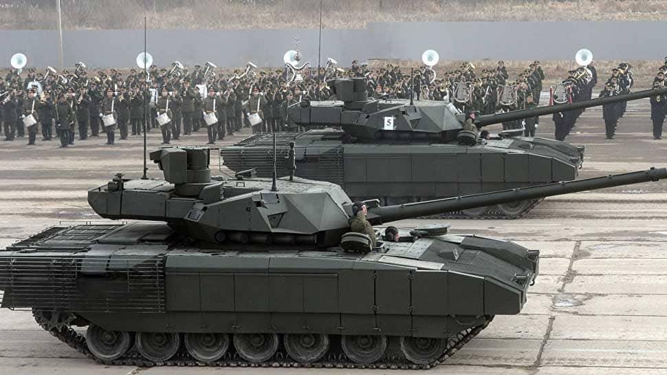 India eyeing T-14 Armata as Army Chief Gen Bipin Rawat visits Russia
