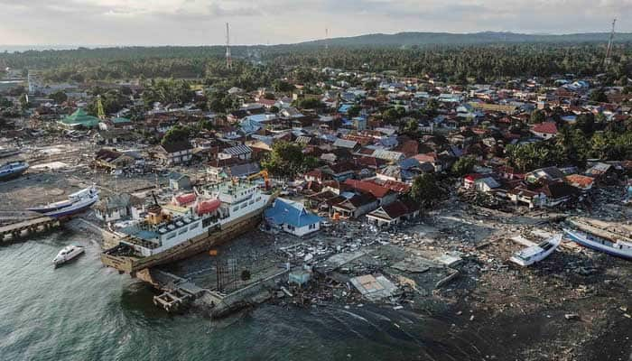 Time running out for survivors as Indonesia toll nears 1,400