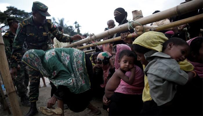 India to deport seven Rohinya Muslims to Myanmar