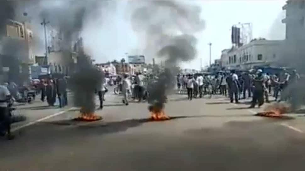 Puri bandh: Protests by Shree Jagannath Sena members turn violent, Section 144 imposed near Jagannath Temple