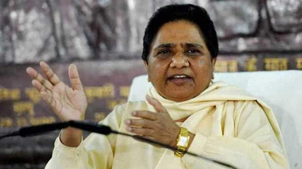No alliance with Congress: Mayawati says BSP will fight Rajasthan and Madhya Pradesh polls on its own