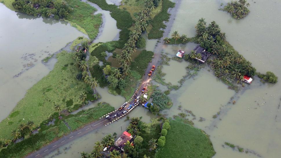 IMD issues 'very heavy rain' warning for Kerala, CM seeks Centre's help