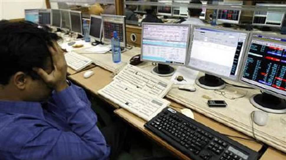 Sensex crashes 855 points, Nifty below 10,600