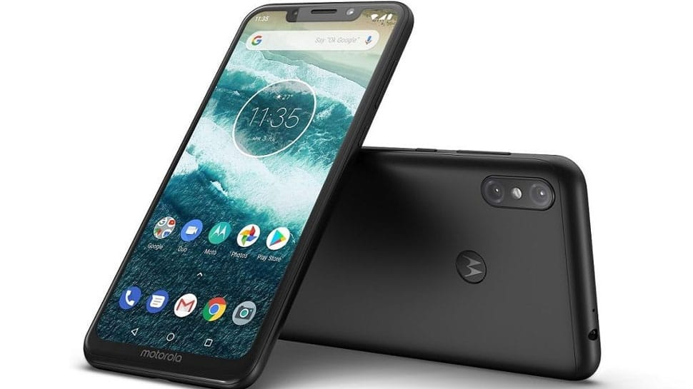 Motorola One Power with 6.2 inch Full HD+ display to be available in India today