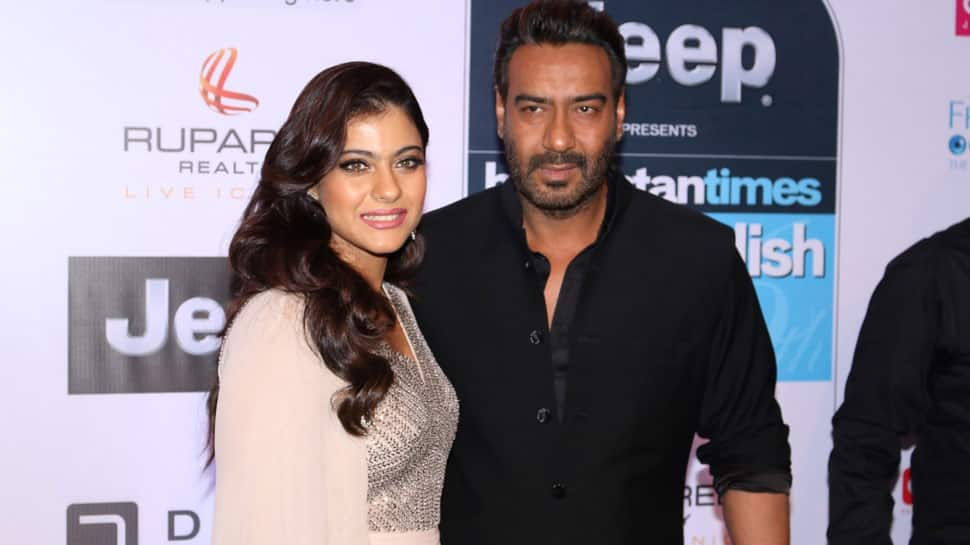 I'm lucky to have a wife who doesn't spend much: Ajay Devgn