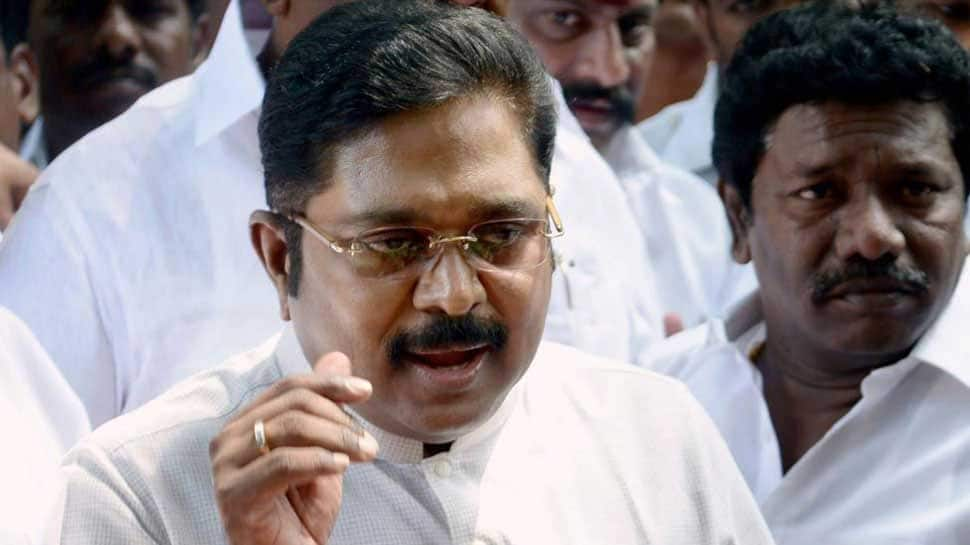 Dhinakaran claims OPS wanted to meet him to oust CM, AIADMK rejects charge
