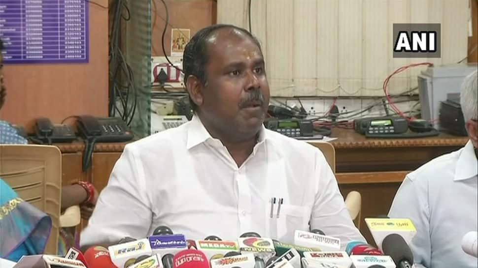 Necessary directions for rainfall preparedness issued to 32 districts: TN Minister
