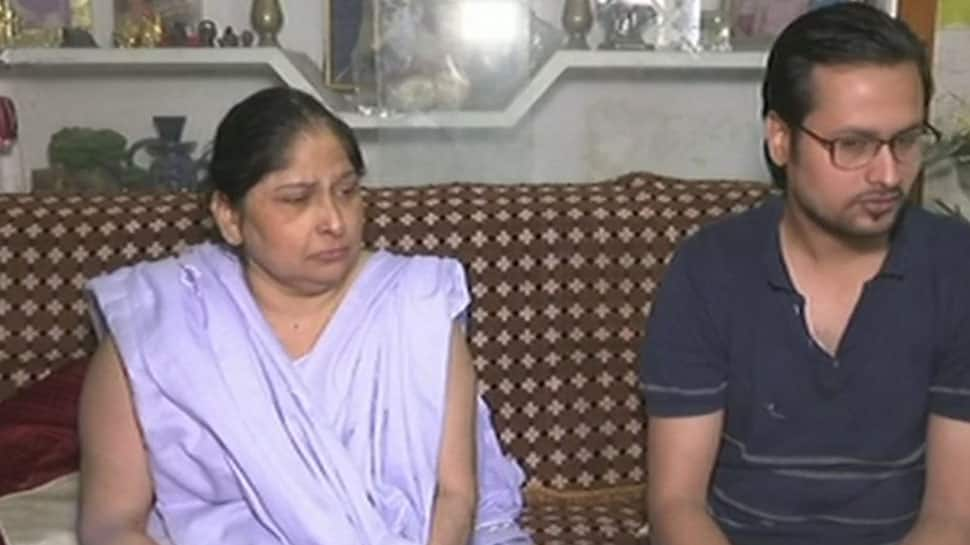 Son questions Centre's responsibility towards his father, who was abducted, whisked away to Nepal