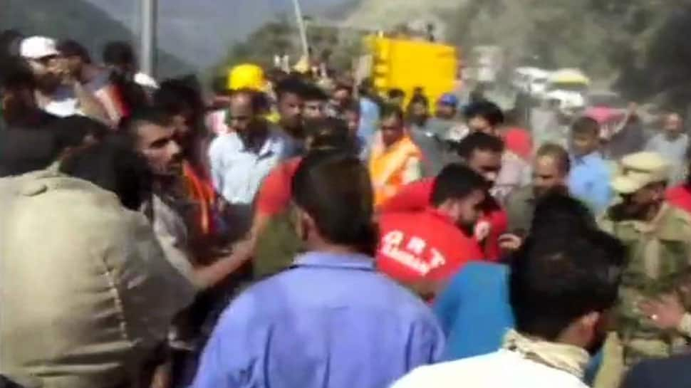 J&K: Rs 5 lakh compensation announced for family of deceased in Banihal road accident