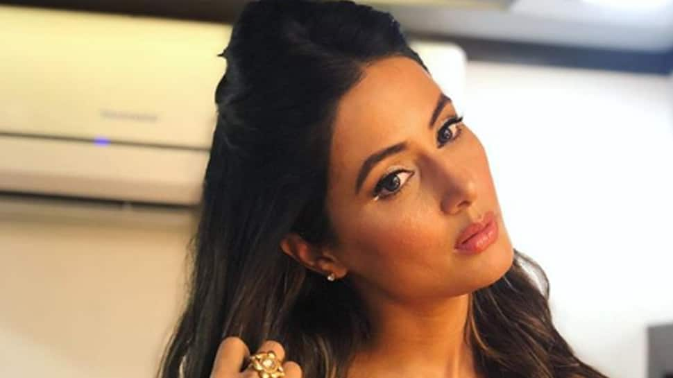 Hina Khan dancing to Nora Fatehi's 'Dilbar' will give you weekend wibes—Watch