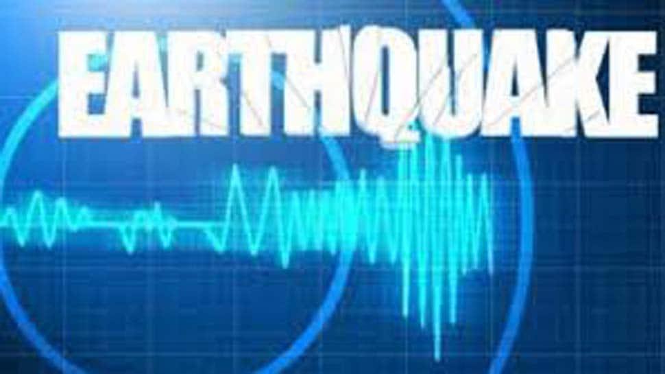 Magnitude 5.9 earthquake strikes northern Haiti causing injuries