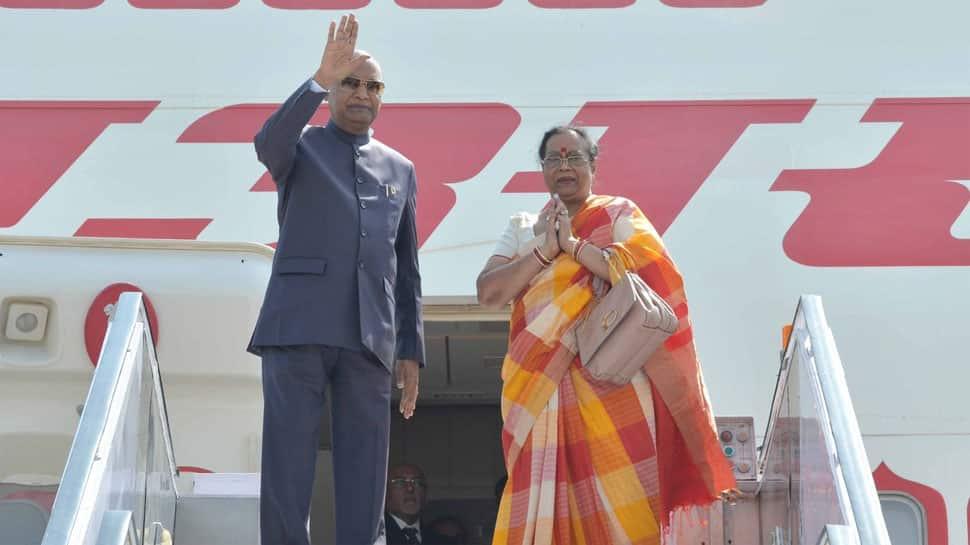 President Ram Nath Kovind on 3-day visit to Tajikistan