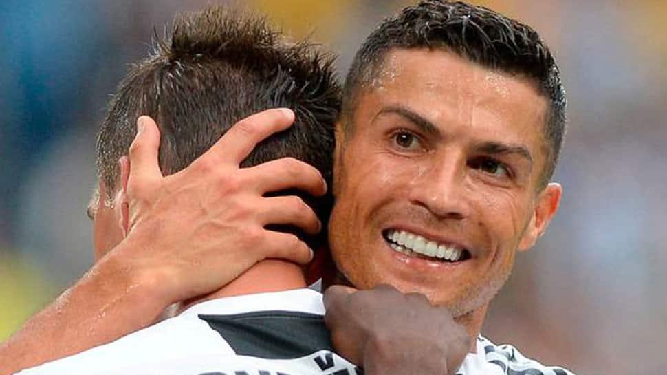 Serie-A: Cristiano Ronaldo on target again as Juventus maintain perfect start