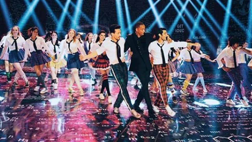 Will Smith shakes a leg with Tiger Shroff, to be seen in 'Student Of The Year 2'—See pics