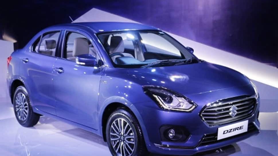 Maruti Suzuki Dzire crosses 3 lakh sales mark in just 17 months