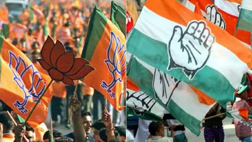BJP to win Madhya Pradesh, Chhattisgarh; Congress may bag Rajasthan: Survey