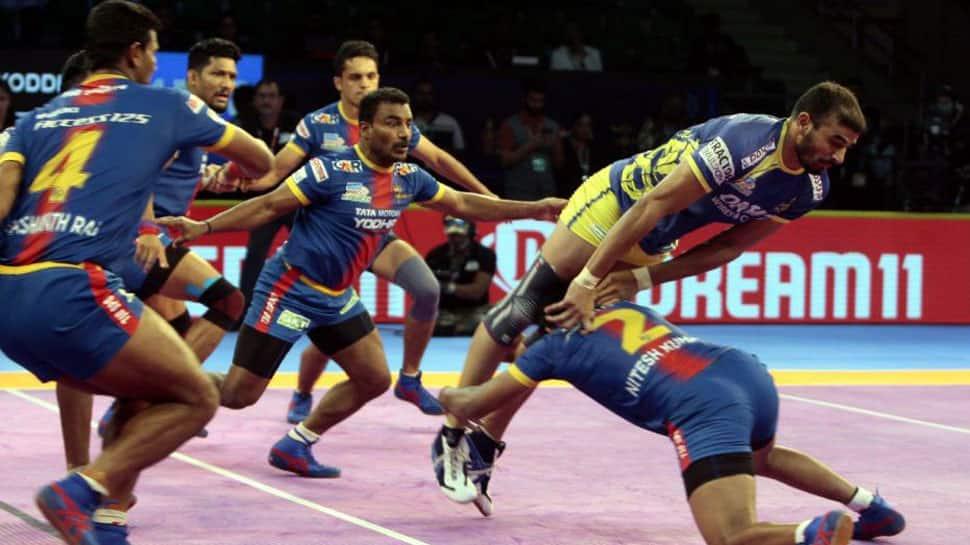 Pro Kabaddi: U.P. Yoddha see off spirited Tamil Thalaivas to win 37-32