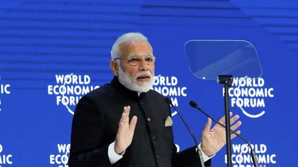 IMF credits PM Modi for reforms, projects India as fastest growing economy