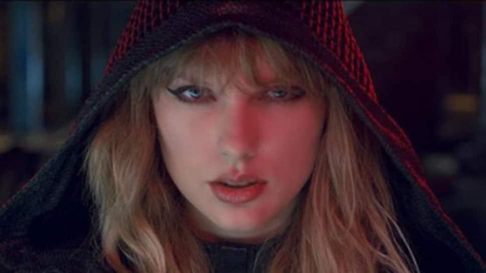 Taylor Swift's political colour irks Trump