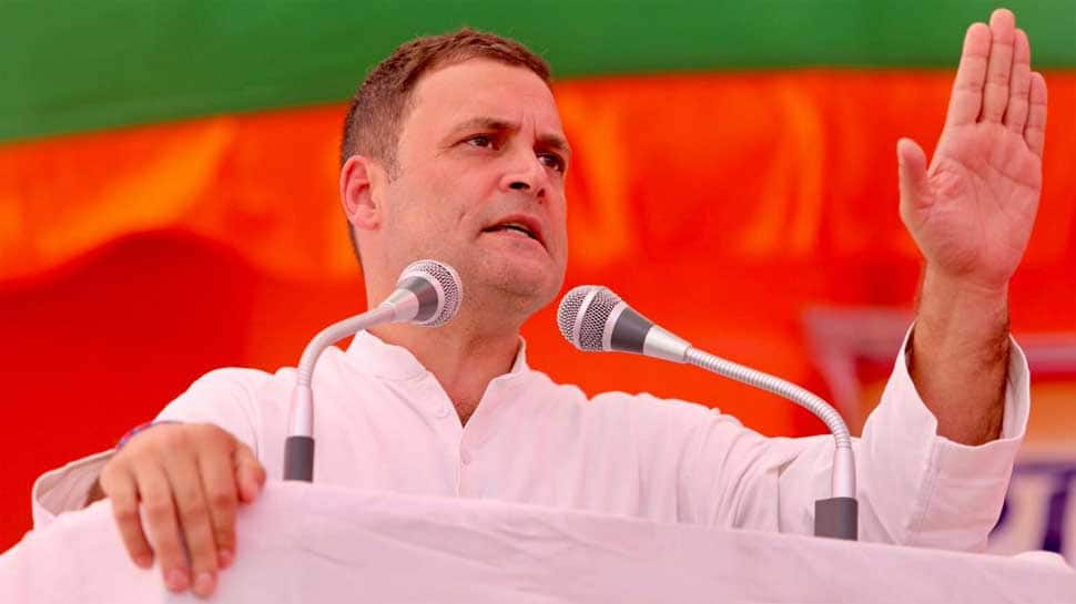 What has BJP achieved in last 4 years, Rahul Gandhi attacks Modi govt in Rajasthan