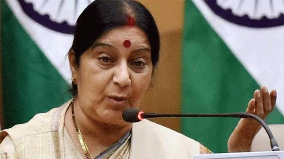 Sushma Swaraj ducks question on MJ Akbar facing sexual harassment charges