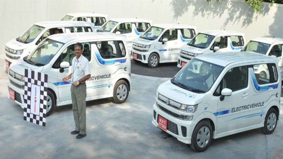Maruti starts field testing for its fleet of electric vehicles