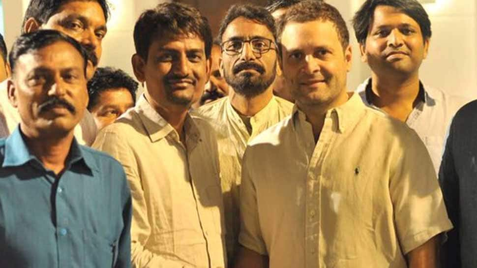 BJP guns for Alpesh Thakor, says Rahul must sack him if he is worried for India
