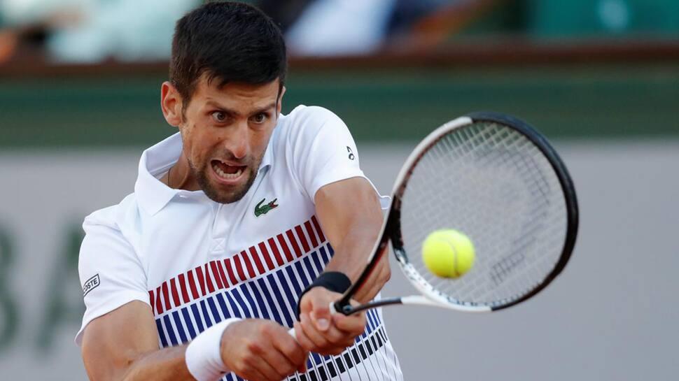 Tennis: Novak Djokovic makes winning return in Shanghai Masters