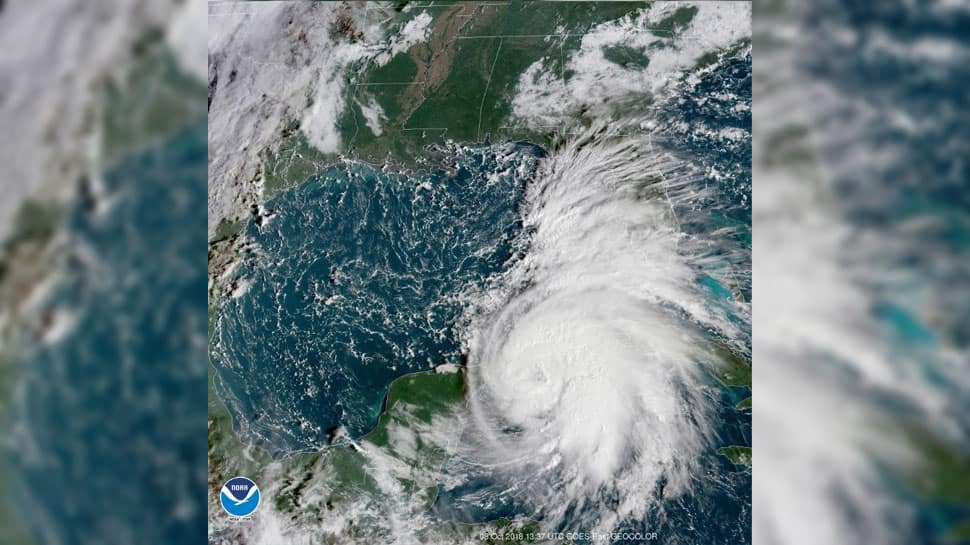 US: Hurricane Michael upgraded to major Category 3 storm; Floridians flee to higher ground