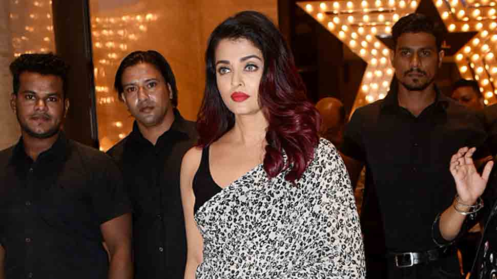 Aishwarya Rai Bachchan mesmerizes in a saree at Loreal event — See photos