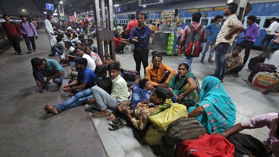 Gujarat violence: As migrants flee state, work stalls in many small factories