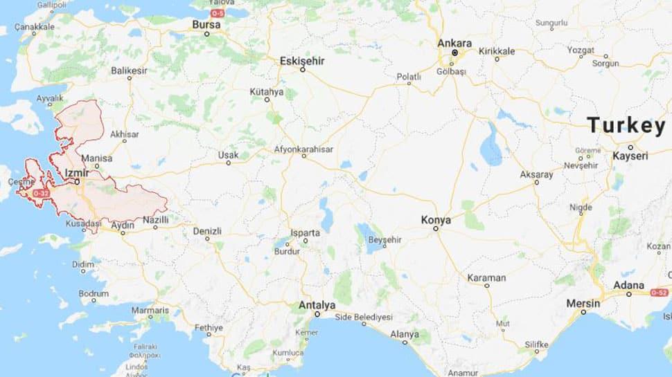 Turkey: 4 dead, 30 missing as migrant boat sinks off western coast