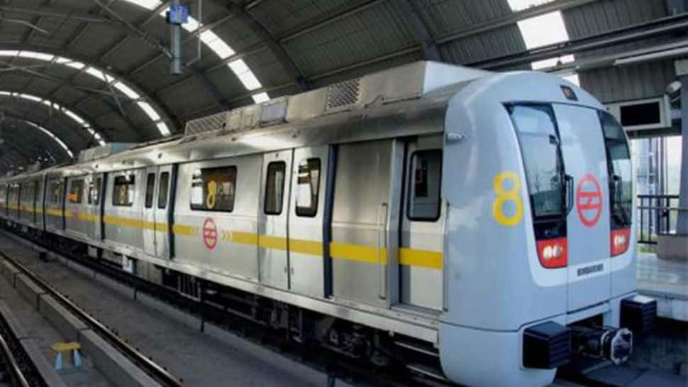 Services briefly hit on Delhi Metro's Yellow Line due to snag