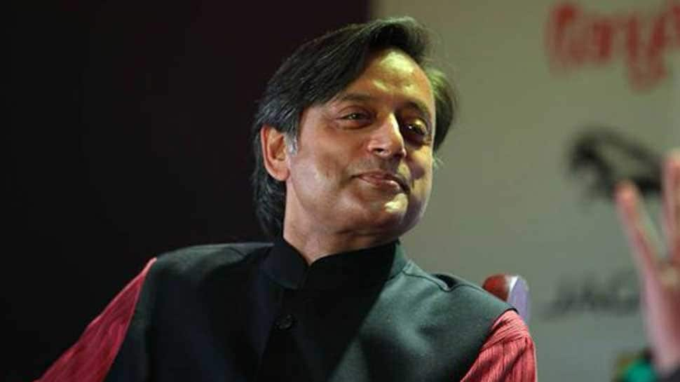 Shashi Tharoor at it again, describes his new book as floccinaucinihilipilification