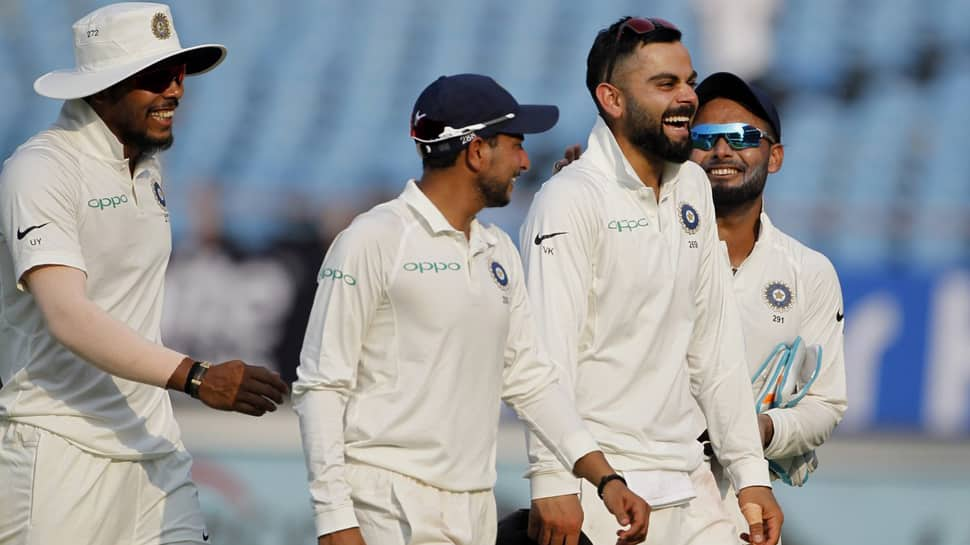 India vs West Indies: India announce 12-man squad for 2nd Test, Hanuma Vihari-Mayank Agarwal sidelined