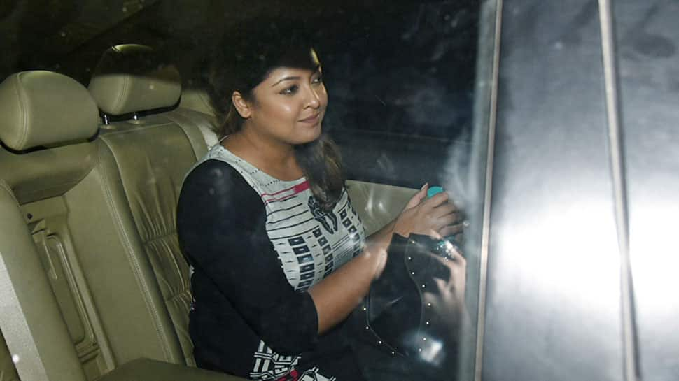 Nana Patekar, against my will and consent, started grabbing me by the arms: Tanushree Dutta said in a statement to police