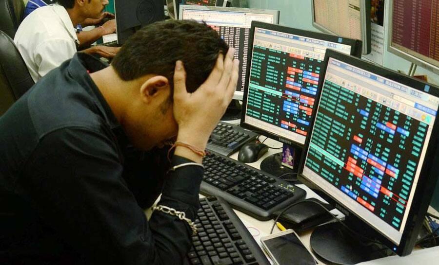 Global turmoil rattles stock market; Sensex falls 759 points, Nifty closes below 10,250
