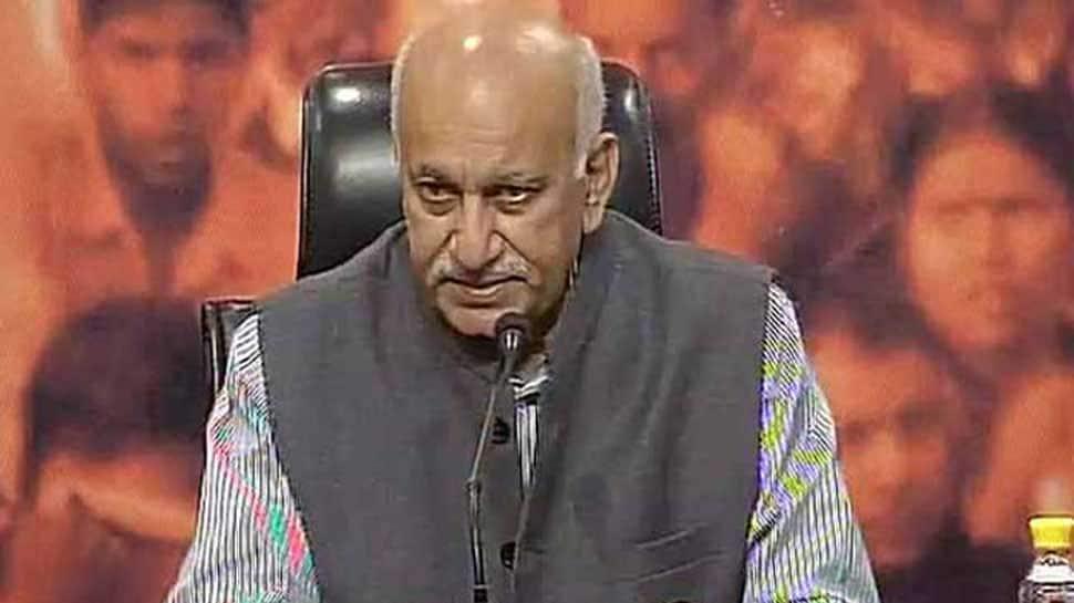 Swati Maliwal wants MJ Akbal to quit, urges women to speak truth