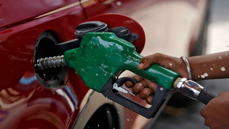 Petrol and diesel prices register yet another minor rise