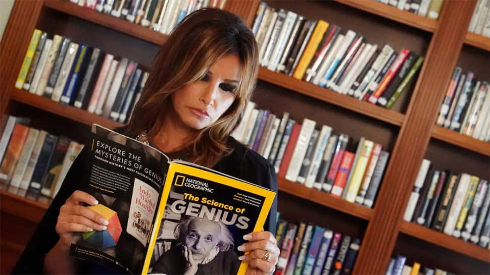 I`m the most bullied person in the world, says Donald Trump's wife Melania