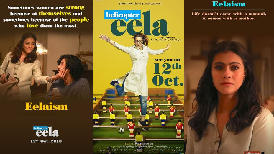 Helicopter Eela movie review: Choppy ride, unreasonably stylised