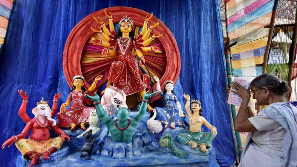 Durga Puja: 8000 cops, 74 additional CCTVs to keep close watch on Kolkata