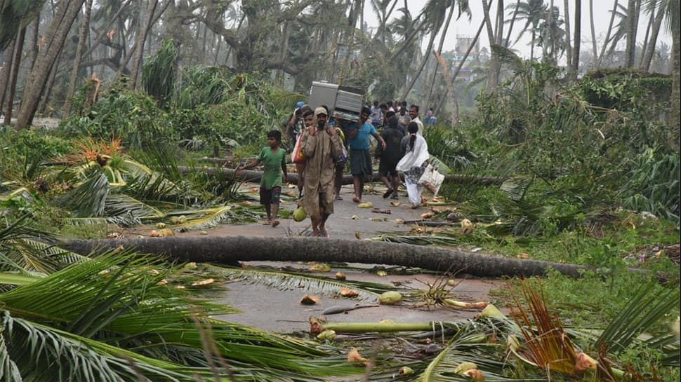Cyclone Titli weakens, flood and rain warnings issued across Odisha, AP