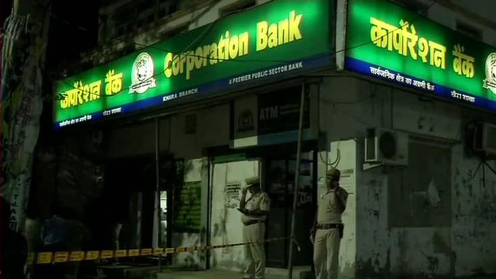 Cashier shot dead, bank looted by 4 men in Delhi's Dwarka