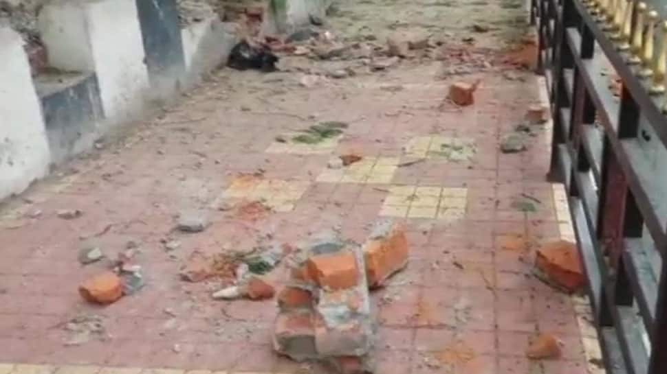 Assam: Four injured in Guwahati explosion, investigation underway